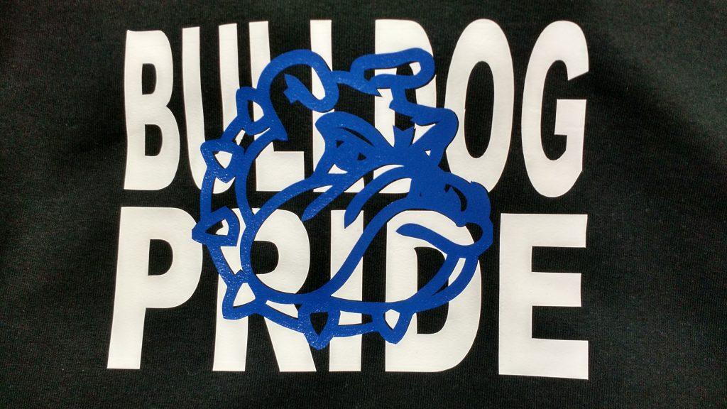 Bulldog Pride Vinyl