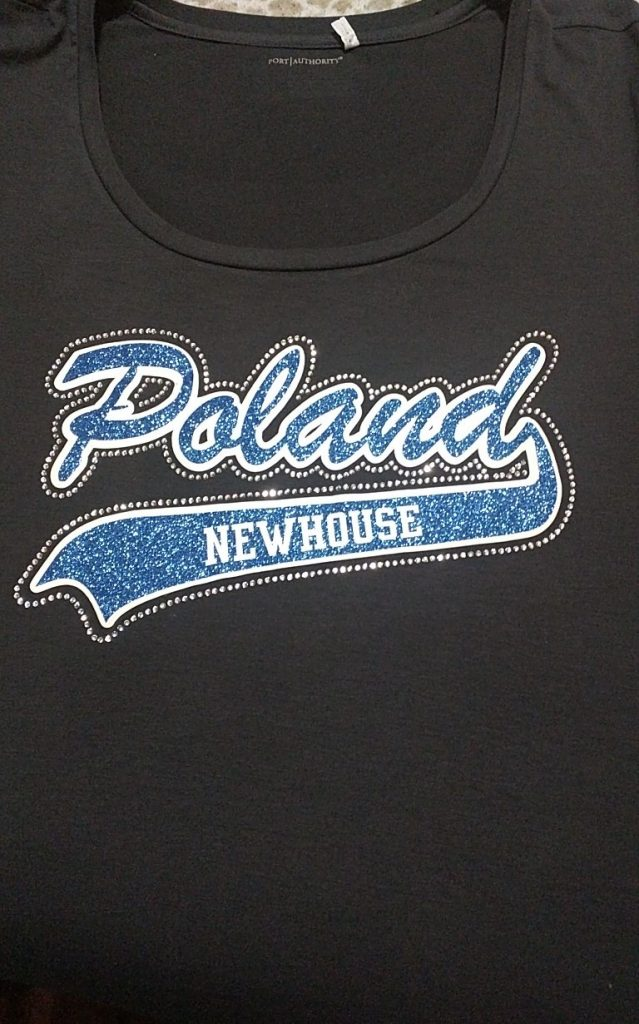 Poland Tail Glitter